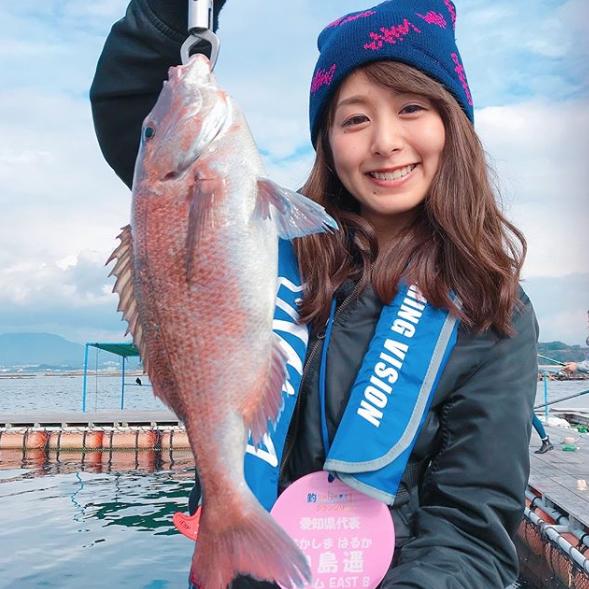 釣りガール ファッション ダイワ